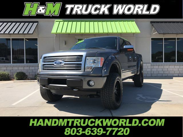 2011 Ford F150 Platinum 4x4 *LIFTED* ALL THE OPTIONS AND SHARP in Rock Hill, SC 29730