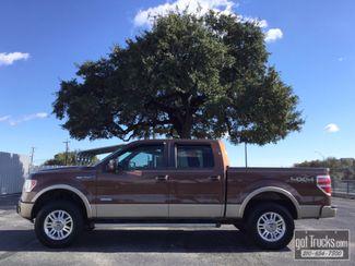 2011 Ford F150 Crew Cab Lariat EcoBoost 4X4 in San Antonio Texas, 78217