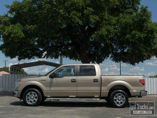 2011 Ford F150 Crew Cab XLT EcoBoost in San Antonio Texas, 78217