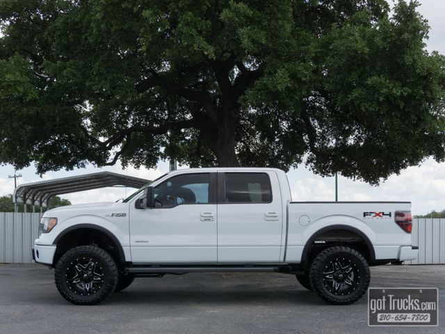 2011 Ford F150 Crew Cab FX4 EcoBoost 4X4