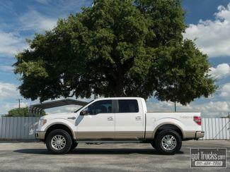 2011 Ford F150 Crew Cab King Ranch 5.0L V8 4X4 in San Antonio Texas, 78217