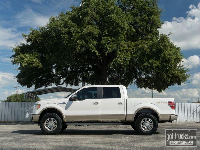 2011 Ford F150 Crew Cab King Ranch 5.0L V8 4X4