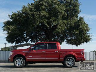 2011 Ford F150 Crew Cab Platinum EcoBoost in San Antonio Texas, 78217