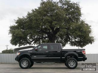 2011 Ford F150 Crew Cab Platinum Eco Boost 4X4 in San Antonio, Texas 78217