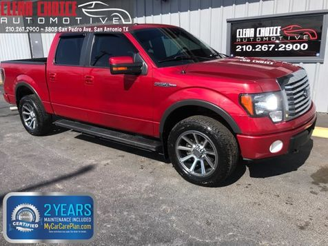 2011 Ford F150 FX4 in San Antonio, TX
