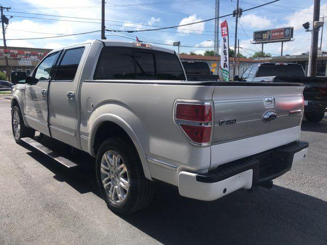 2011 Ford F150 Platinum in San Antonio, TX 78212