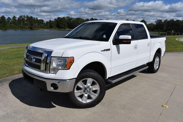 2011 Ford F150 Lariat Walker, Louisiana 5