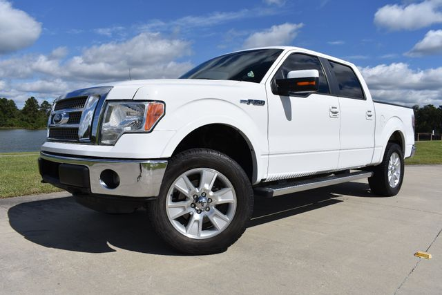 2011 Ford F150 Lariat Walker, Louisiana 4