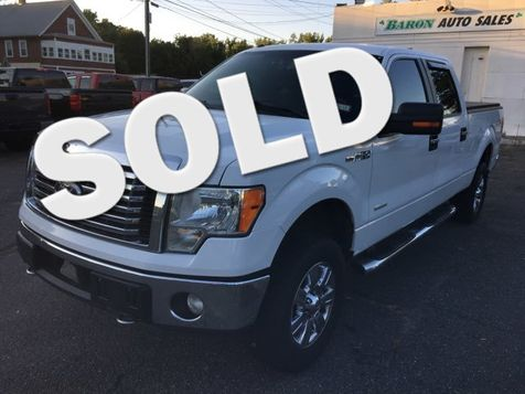 2011 Ford F150 XLT in West Springfield, MA