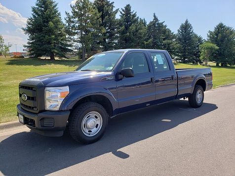 2011 Ford F250 2WD Crew Cab Lariat in Great Falls, MT