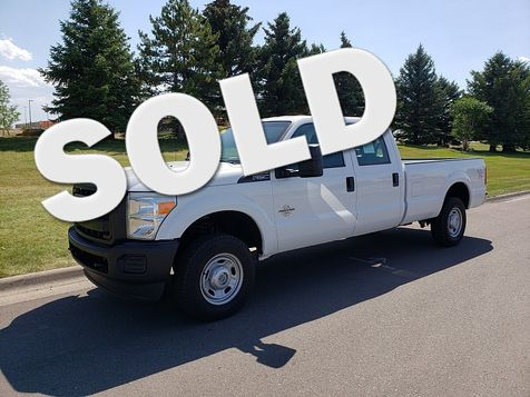2011 Ford F250 4WD Crew Cab XL Longbed in Great Falls, MT