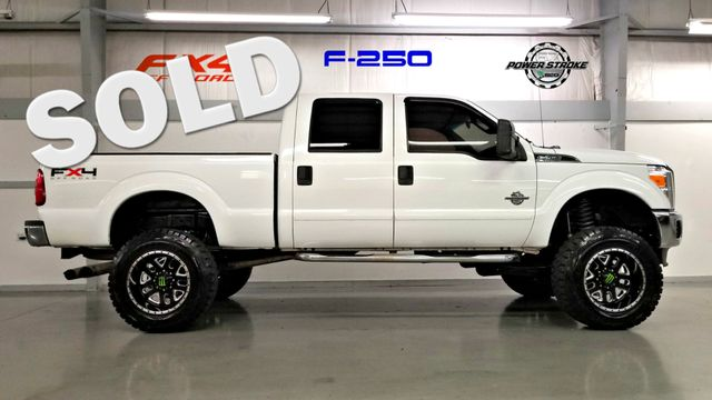 2011 Ford F250 6