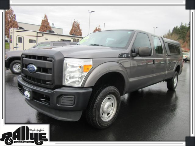 2011 Ford F250 XL C/Cab 4WD in Burlington WA, 98233