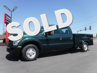 2011 Ford F250 Crew Cab 2wd with New 8' Knapheide Utility Bed in Lancaster, PA PA
