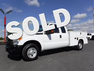 2011 Ford F250 Extended Cab 2wd with New 8' Knapheide Utility Bed in Lancaster, PA PA