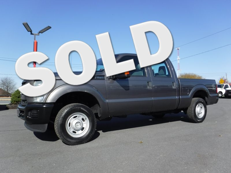 2011 Ford F250 Crew Cab Short Bed XL 4x4 in Ephrata PA