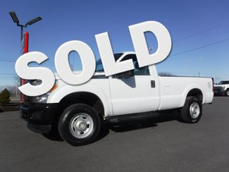 2011 Ford F250 Regular Cab 4x4 in Lancaster, PA PA