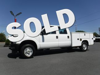 2011 Ford F250 Crew Cab 4x4 with New 8' Knapheide Utility Bed in Lancaster, PA PA