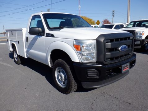 2011 Ford F250 Regular Cab 4x4 with New 8' Knapheide Utility Bed in Ephrata, PA