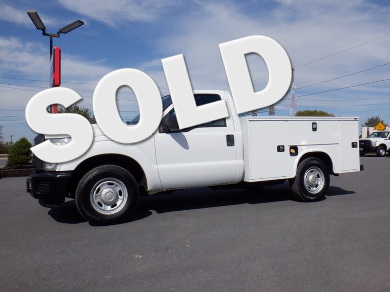 2011 Ford F250 Regular Cab 2wd with New 8' Knapheide Utility Bed in Ephrata PA