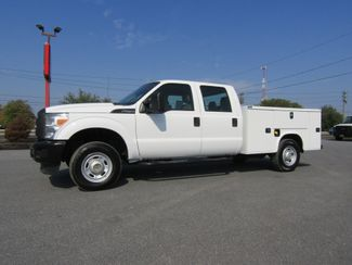 2011 Ford F250 Crew Cab 4x4 with New 8' Knapheide Utility Bed in Ephrata, PA 17522