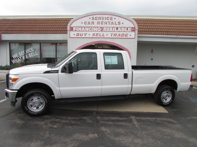 2011 Ford F250 SUPER DUTY CREW 4WD in Fremont, OH 43420
