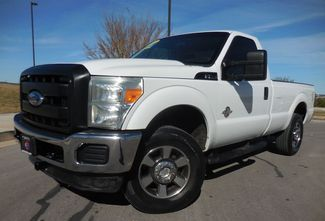 2011 Ford F250 Super Duty Regular Cab XL Pickup 2D 8 ft in New Braunfels, TX 78130