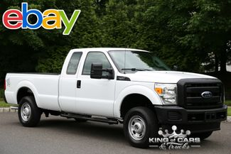 2011 Ford F250 Supercab Xl 8' BED 6.2L V8 LOW MILES 4X4 1-OWNER in Woodbury New Jersey, 08096