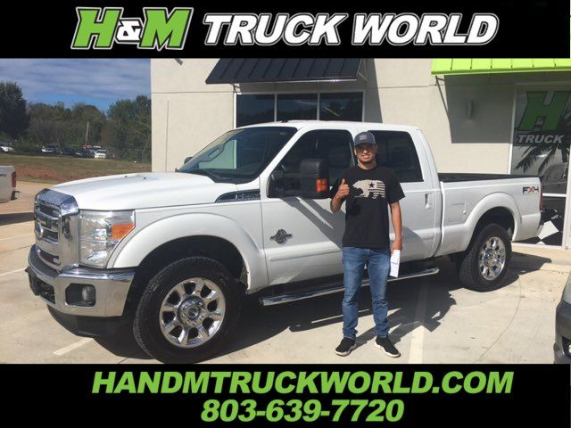 2011 Ford F250SD Lariat 4x4 in Rock Hill SC, 29730