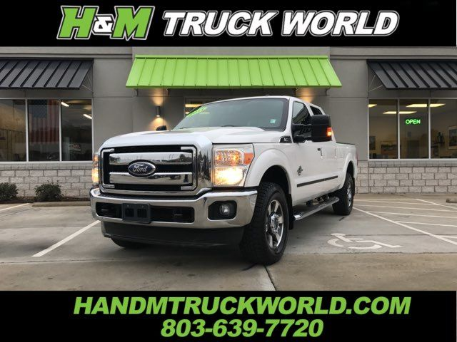 2011 Ford F250SD Lariat