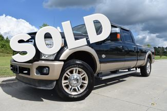2011 Ford F250SD King Ranch Walker, Louisiana