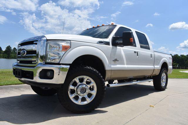 2011 Ford F250SD Lariat Walker, Louisiana 4