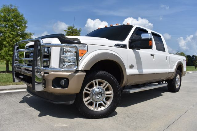 2011 Ford F250SD King Ranch