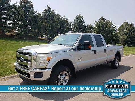2011 Ford F350 4WD CREW CAB XLT in Great Falls, MT