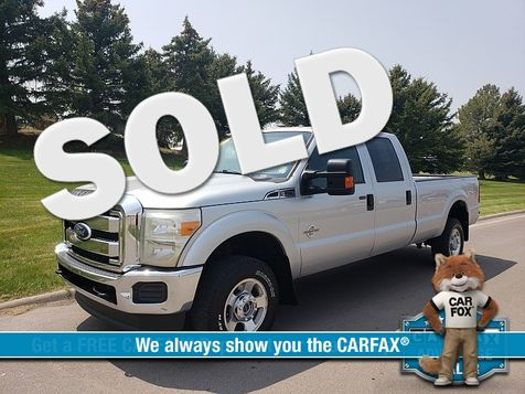 2011 Ford Super Duty F-350 SRW Pickup XLT in Great Falls, MT