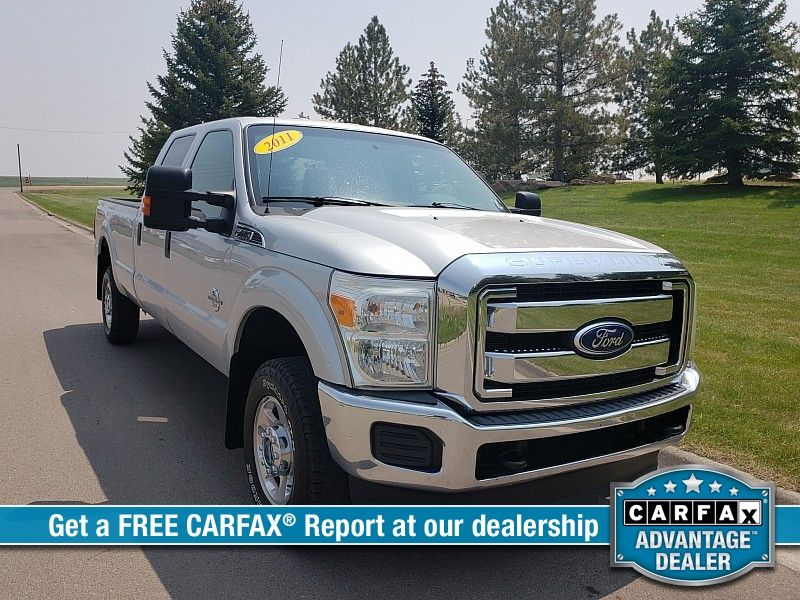2011 Ford F350 4WD Crew Cab XLT SRW  city MT  Bleskin Motor Company   in Great Falls, MT