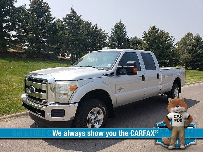 2011 Ford Super Duty F-350 SRW Pickup XLT  city MT  Bleskin Motor Company   in Great Falls, MT