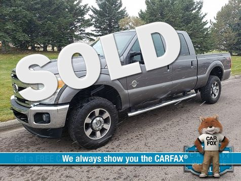 2011 Ford F350 4WD Crew Cab Lariat SRW in Great Falls, MT