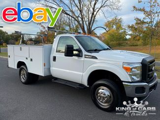 2011 Ford F350 4x4 Reg Cab READING UTILITY 1-OWNER LOW MILES 6.2L V8 in Woodbury, New Jersey 08096