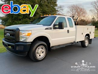 2011 Ford F350 4x4 Srw 6.2L V8 EXT CAB W/T UTILITY ONLY 79K MILES WOW in Woodbury, New Jersey 08093