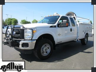 2011 Ford F350 XL 6.7L Diesel 4WD Utility in Burlington WA, 98233