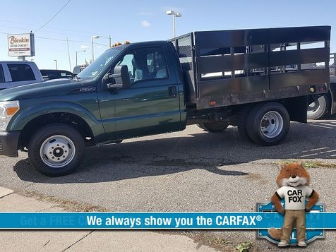 2011 Ford F350 Cab-Chassis 2WD Reg Cab 165