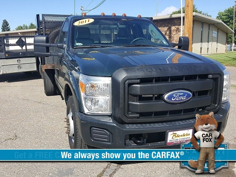 2011 Ford F350 Cab-Chassis 2WD Reg Cab 165 DRW XL  city MT  Bleskin Motor Company   in Great Falls, MT