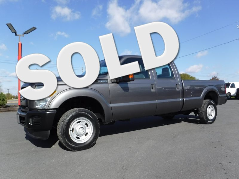 2011 Ford F350 Crew Cab Long Bed XL 4x4 in Ephrata PA