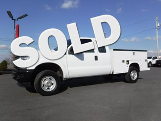 2011 Ford F350 Extended Cab 8' Utility 4x4 in Lancaster, PA PA