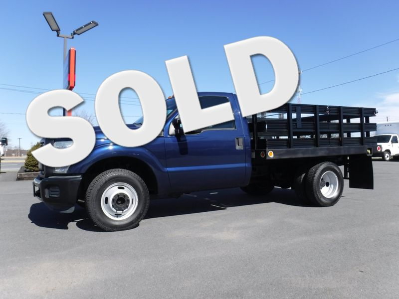 2011 Ford F350 9' Stake Body 2wd in Ephrata PA