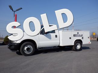 2011 Ford F350 Regular Cab 2wd with New 9' Reading Utility Bed in Lancaster, PA PA