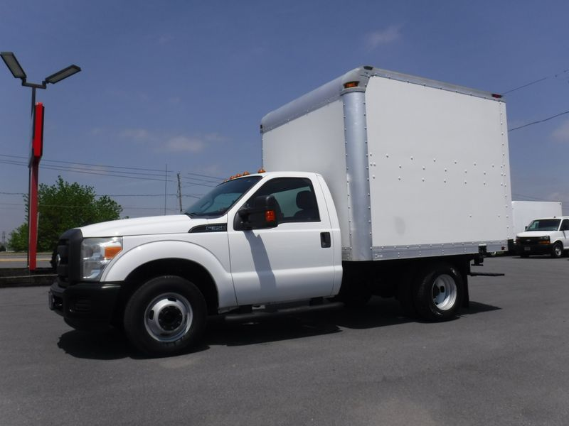 2011 Ford F350 Regular Cab 9' Box Truck  in Ephrata PA