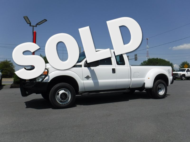2011 Ford F350 Extended Cab Long Bed Dually 4x4 Diesel in Ephrata PA