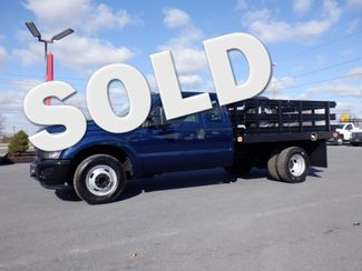 2011 Ford F350 Extended Cab 9' Stake 2wd in Lancaster, PA PA
